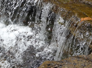 Waterfall in Third Hollow