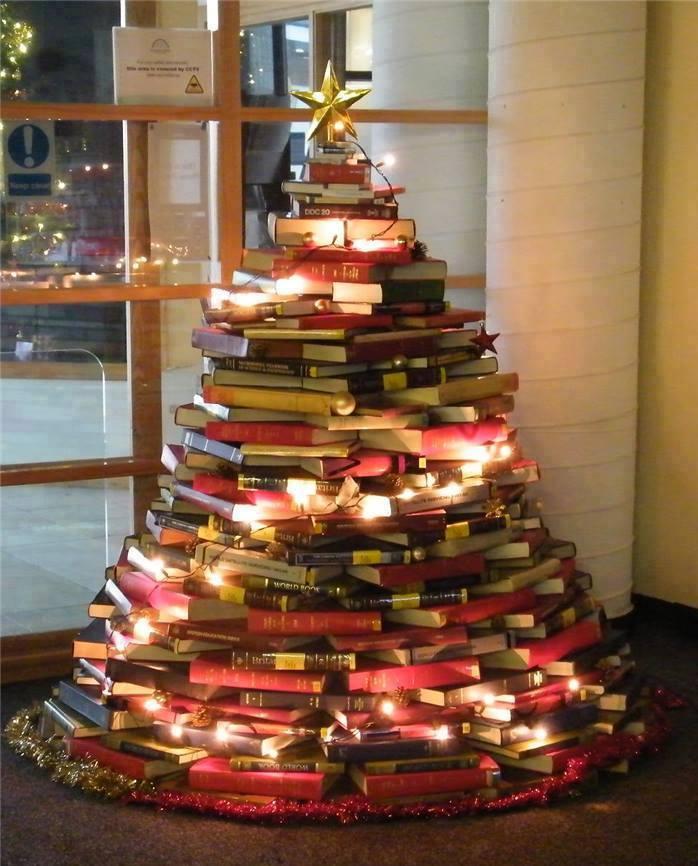 Новогодняя елка для офиса