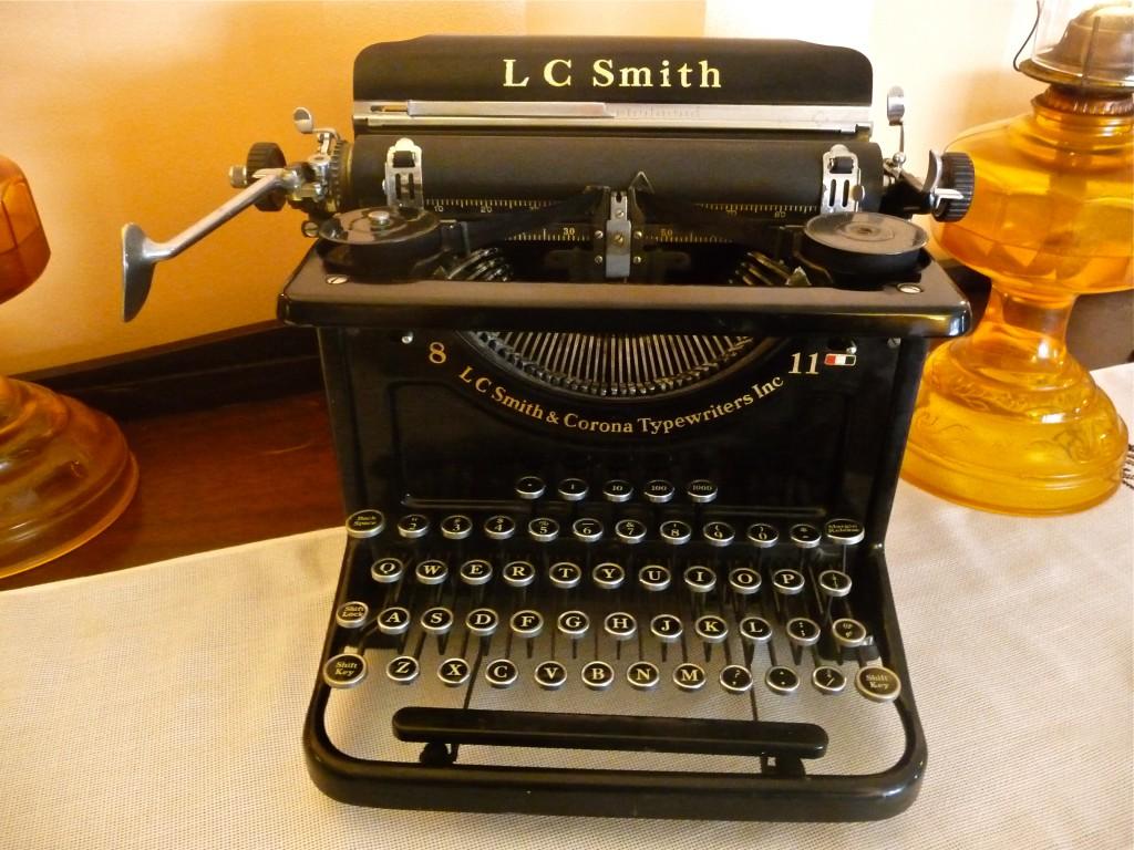 L C Smith #8 11, 1935